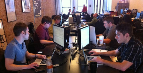 Collaborate with Touch Lab and get a job at a great NYC startup