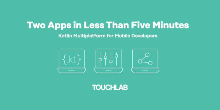 Kotlin Multiplatform Tutorial: Two Apps in Less than Five Minutes with KMP