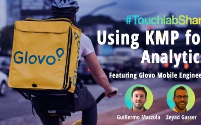 Kotlin Multiplatform (KMP) for Analytics at Glovo | #TouchlabShare